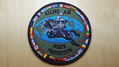 Allied Air Force Protection NATO HQ Aircom patch original used