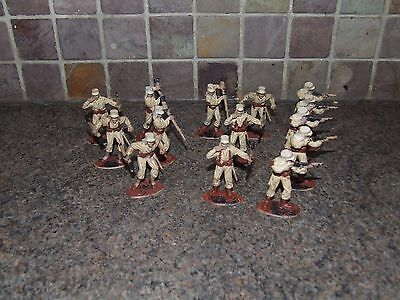 TIMPO  1:32nd Foreign Legion Soldiers        Airfix