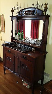 Large Antique Dresser - Excellent condition, Mahogany