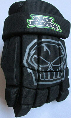 """No Fear Ice Hockey Glove 10"""" Left Hand Only Spare Practice Replacement F3/2007"""