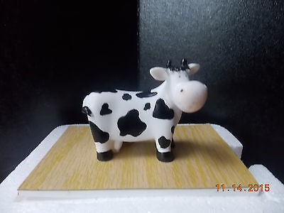Cute Cow Figure