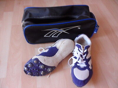 Nike Running Spikes Plus Bag Size 6 and a Half