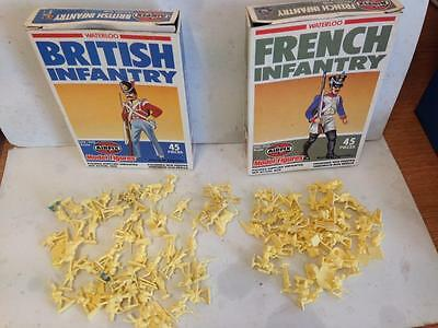 Vintage Airfix French/British Napoleonics - Boxed - 1/72