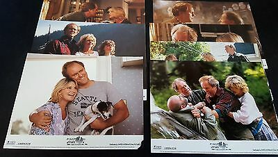 """Bigfoot & the Hendersons"" lobby cards"