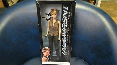 Tris Doll Divergent Movie Series Insurgent Doll Barbie New Collector Black Label