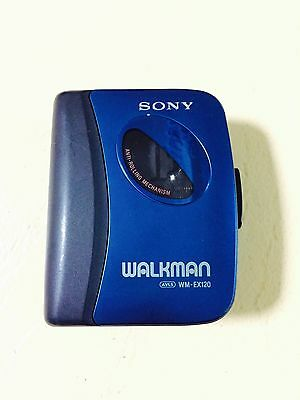 Vintage Walkman Sony Cassette Walkman WM GX120