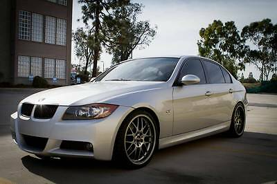 2006 BMW 3-Series  2006 BMW E90 325i M-Sport 6-speed Tastefully Modified Super Clean Video