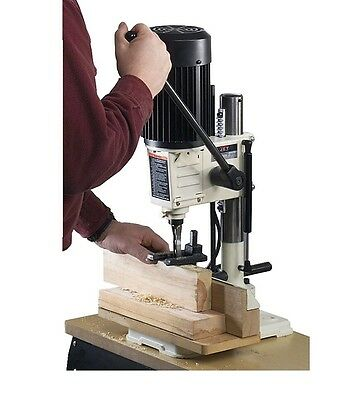 Jet 1/2 HP Bench Mortise Machine