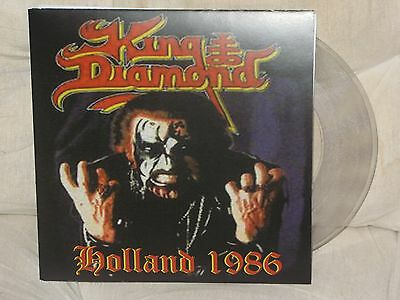 Mercyful Fate The candle limited to 10 copies KIng Diamond