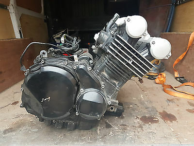 Yamaha Fzs600 Fazer 2001 Complete Engine Low Miles Kit Available 600