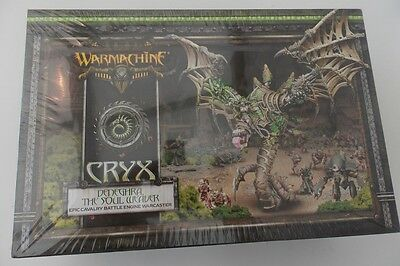 Warmachine Cryx Deneghra The Soul Weaver PIP34105 - Sealed