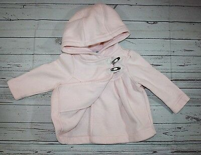 Baby Gap 6-12 Months 6 12 Girls Pea Coat Jacket Toggles