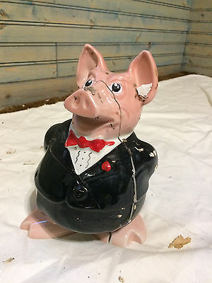 Wade NatWest Piggy Bank Money Box - Sir Nathaniel / Dad - Original Stopper