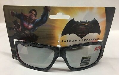 Batman V Superman Kids Sunglasses 100 % Uv Protection