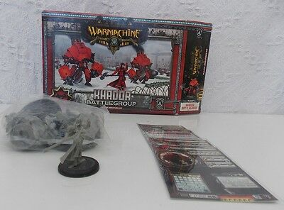 Warmachine Khador Battlegroup PIP33064 OOP