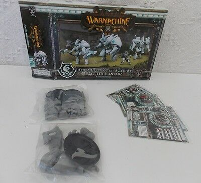 Warmachine Retribution of Scyrah Battle Group PIP35053 OOP - NIB