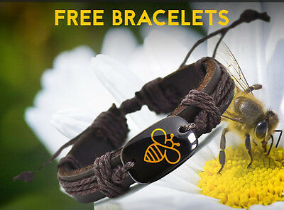 bracelet bee FREE !  pay only shipping ! new account promotion !giving away free