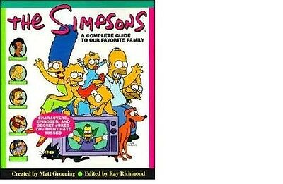 The Simpsons Episode Guides: The Simpsons : A Complete Guide to Our Favorite...