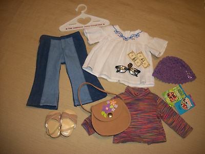 American Girl Dolljulie Meet Outfit,,awesome