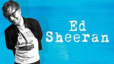 Ed sheeran (melb 9th march 2018) ticket. *A reserve*