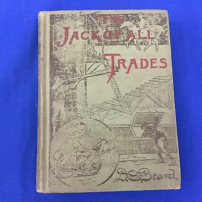 Boy Scout Book The Jack Of All Trades By Dan Beard