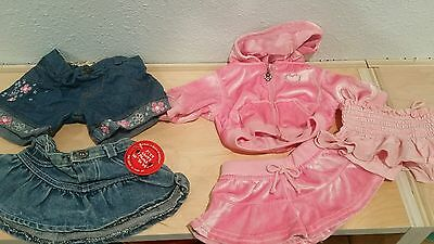 Build a bear Girl's Clothes Lot