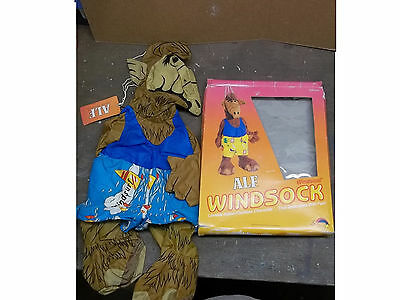 Vintage 1988 Alf Windsock