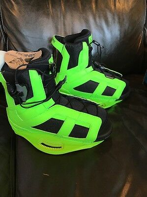 Ronix District Boots Green Size 5-8.5 New With Box