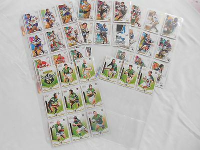 nrl rugby league trading cards