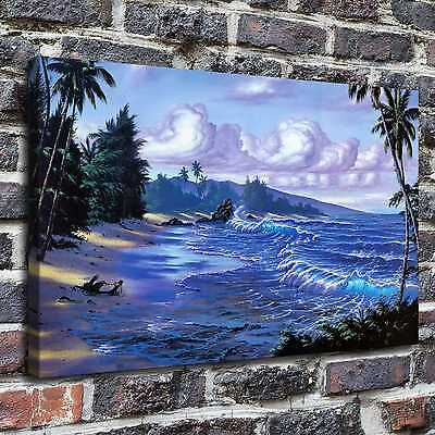 """12""""x20""""Christian lassen Paintings HD Print on Canvas Home Decor Wall Art Picture"""