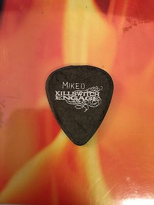 Killswitch Engage Bass Guitar Pick Mike D