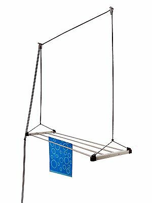 Rainbow Drywell 4 pipes 3 feet Economy Ceiling Cloth Dryer Pulley Airer Laundry