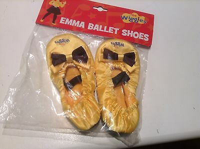 Wiggles Emma Ballet shoes small