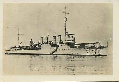 USS JOHN PAUL JONES Photo Military Navy NAVAL DD-230 Clemson Destroyer