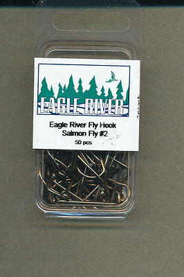 Eagle River - ER-7010 - Bomber Heav Wire - size  02 - qty 50