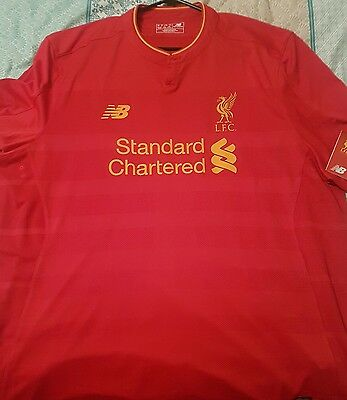 3 bnwt liverpool fc jerseys Size 3xl