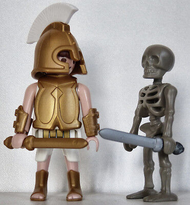 Playmobil mythologie - Jason - argonautes - antiquité - squelette - custom #3