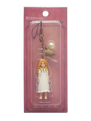 Studio Ghibli When Marnie Was There Mobile Charm Strap Key Chain Figure