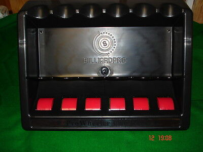 Free Wheeler Pool or Snooker Cue Rack