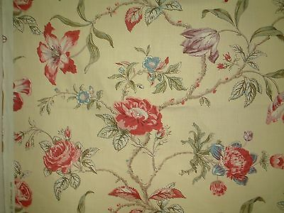 """Colefax & Fowler Fabric Marloe - Superb Floral Design """"special Price"""""""