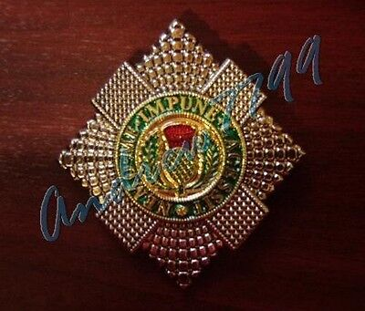 Star of the Order of the Thistle - Scotland, United Kingdom
