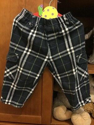 Burberry Trousers 12month