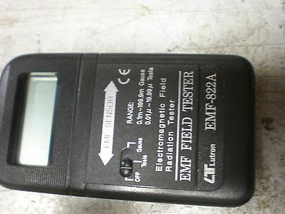 Brand New Lutron 822-A Fully Digital EMF Meter (Wide Range, High Resolution)