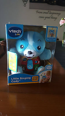 VTech Baby Toy - 'Little Singing Cody' - 3-18 Months - Brand New, Never Opened