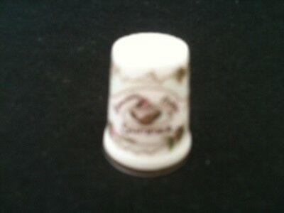 Royal Doulton Brambly Hedge Summer Thimble