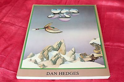 """Yes • Dan Hedges """"the Authorised Biography"""" • Book • Brand New / Mint"""