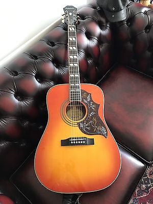 Epiphone Electro Acoustic Guitar - Hummingbird Pro ** IMMACULATE CONDITION **