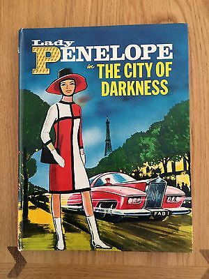 Lady Penelope -The City of Darkness-1966