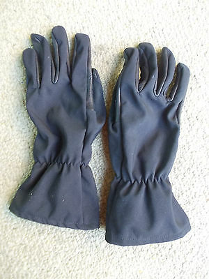 Army GLOVES Size L Mens 38% LEATHER, Inner COMBAT Gulf Iraq Afghanistan. NEW w/t