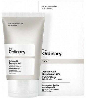 THE ORDINARY 30ml Azelaic Acid Suspension 10% | Reduces Rosacea Redness